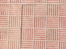 Free Red Street Tiles 4 Royalty Free Stock Photos - 5001498