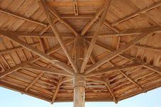 Free Beach Umbrella Stock Photography - 5001822