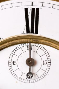 Free Old Clock. Stock Images - 5002014
