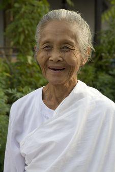 Free Thai Novice Royalty Free Stock Images - 5003169