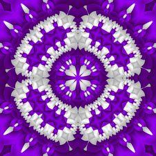 Free Intricate Quilt Mandala Stock Image - 5003701