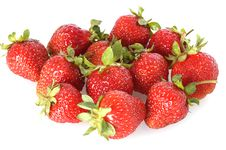 Free Fresh Strawberry Royalty Free Stock Photo - 5004095