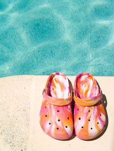 Free Sandals Royalty Free Stock Photos - 5004158