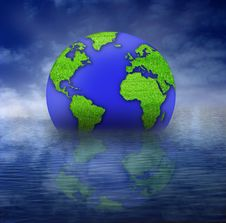 Free Earth Stock Images - 5005364