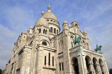 Free Sacre Coeur Stock Image - 5006131