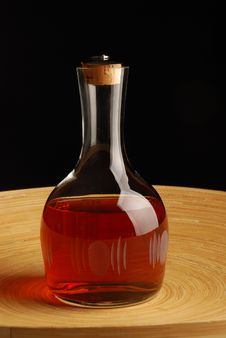 Free Carafe With Whiskey Stock Image - 5006521