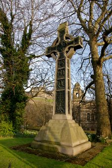 Free Cross Monument Edinburgh Stock Photos - 5006773