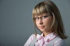 Free Portrait Business Woman Royalty Free Stock Photo - 5009545