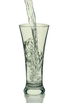 Free Glass With Water Royalty Free Stock Images - 50090449