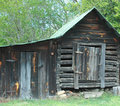 Free Rustic Barn. Royalty Free Stock Images - 5011929