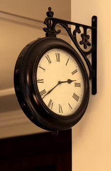 Free European Old Clock. Stock Photography - 5010072