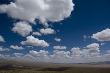 Free Perfect Fluffy Clouds Royalty Free Stock Photo - 5010525
