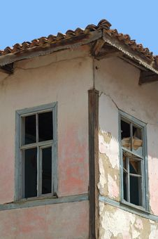 Free Abandoned House In Turkey Stock Photos - 5011573