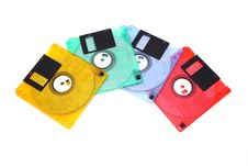 Free Floppy Disks Stock Photography - 5011732
