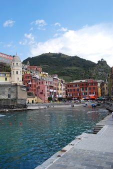 Free Vernazza-Cinque Terre Stock Photo - 5011900