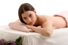 Free Beauty And Spa Royalty Free Stock Photography - 5012007