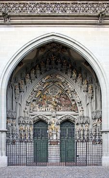 Free Cathedral In Bern 1 Stock Photos - 5013093