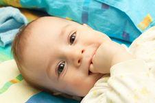 Free Portrait Of Child Stock Image - 5013161