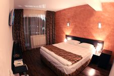 Free Hotel Room Royalty Free Stock Image - 5013306