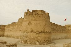 Arad Fort, Bahrain Royalty Free Stock Images