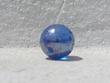 Free Blue Orb Royalty Free Stock Photos - 5014328