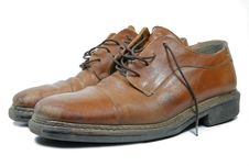 Free Old Shoes 2 Stock Photo - 5014920