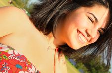 Free Pretty Girl Stock Photography - 5015412