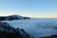Free Cloud Sea Stock Photography - 5016062