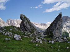 Free The Pera Longia Rock 2 Royalty Free Stock Photography - 5018137
