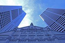Free Futuristic Skyscraper And Tower Stock Photos - 5018763