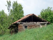 Old Hovel Royalty Free Stock Image