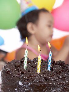 Free Sweet Chocolate Cake Stock Images - 5019474