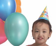 Free Birthday Girl Stock Photos - 5019613