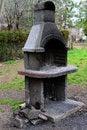 Free Big Stone Barbecue Stock Image - 50120551