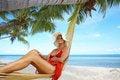 Free Among The Palms Stock Photo - 5023330