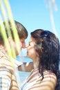 Free Tropic Kiss Royalty Free Stock Image - 5024266