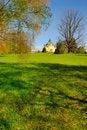Free Park With Villa No.1 Royalty Free Stock Photos - 5024998