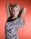 Free Teenage Fashion Model Royalty Free Stock Images - 5025549