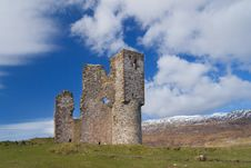 Free Ardvreck Castle Stock Image - 5020191