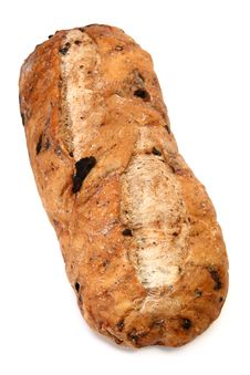 Free Olive Bread Loaf Royalty Free Stock Image - 5020466
