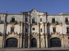 Free Old Monastery In Havana Stock Photo - 5020890