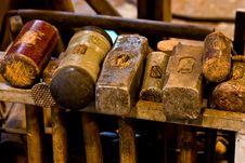 Free Tools Royalty Free Stock Image - 5021866
