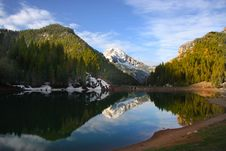 Free Mountain Reflections Stock Photos - 5022553