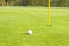 Free Golfing Stock Photo - 5022960