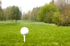 Free Golfing Stock Images - 5023284