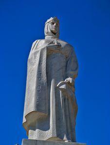 Free Monument Of Duchess Olga Royalty Free Stock Photo - 5023285