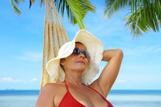 Free In Hat Stock Images - 5023444