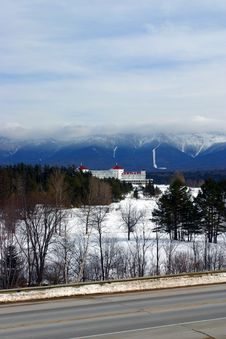 Free Bretton Woods, New Hampshire Stock Photo - 5024290