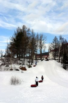 Free Bretton Woods, New Hampshire Stock Photography - 5024302