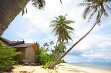 Free Tropic Hut Stock Images - 5024424
